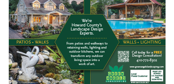 Landscaping Graphic Design and Printing company